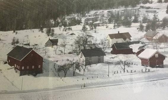 Kåråsen gård fra gammel tid