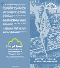 Folder IPT aktivitet trening arbeid språkpraksis